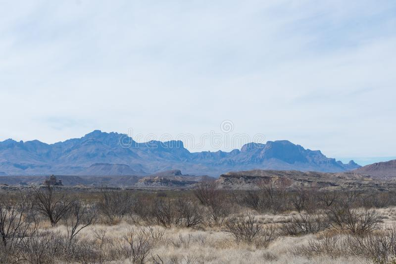 Mountains in the desert. High mountains in the desert sunny day stock photos