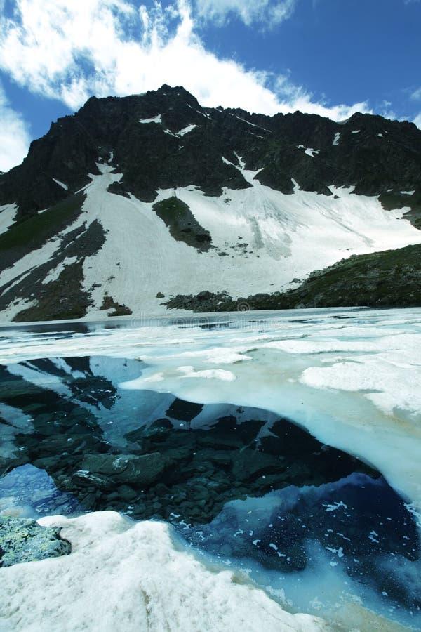 Download High Mountains Lake Royalty Free Stock Photos - Image: 11374998