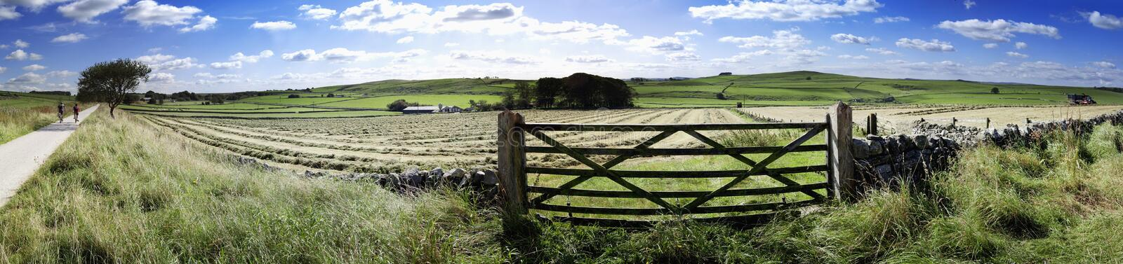 Download High peak trail stock photo. Image of high, fence, derbyshire - 12443342