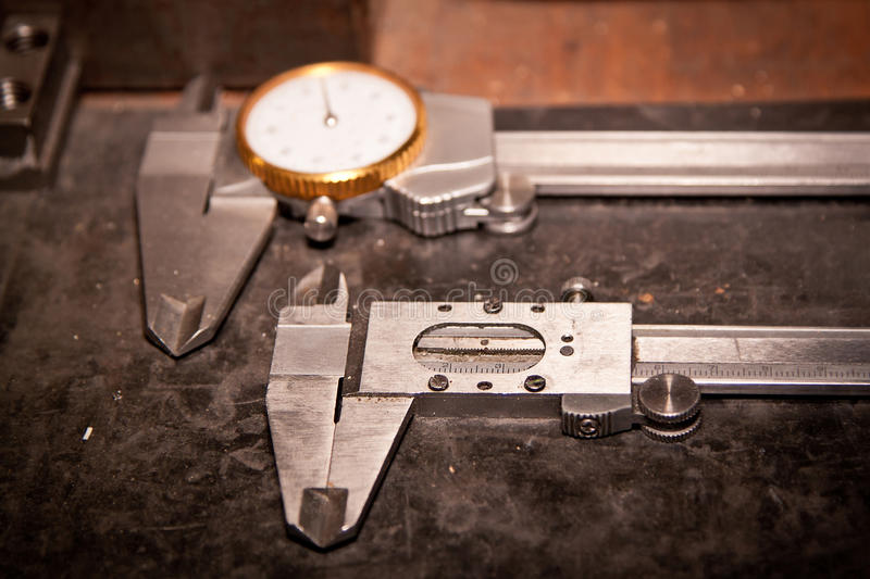 Download High Precision Measurement Tools Stock Image - Image: 23860395