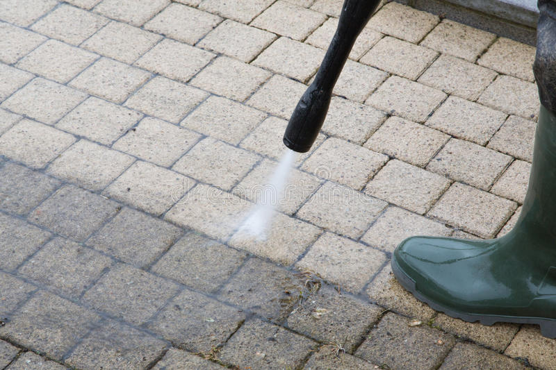 High Pressure Cleaning - 16 royalty free stock photos