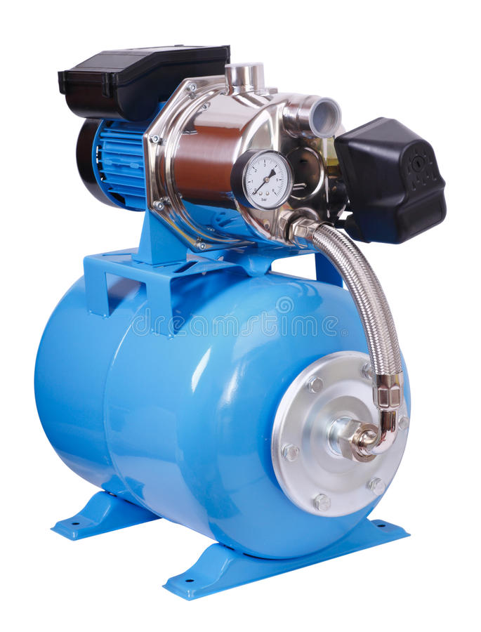 Download High Pressure Pump Royalty Free Stock Photography - Image: 15049277