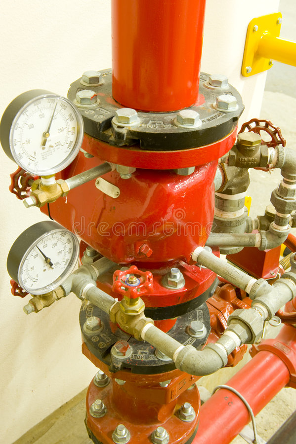 Download High Pressure Valve Royalty Free Stock Image - Image: 5314996