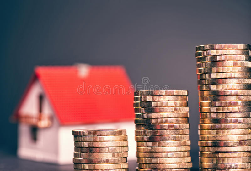 High prices for real estate stock photography