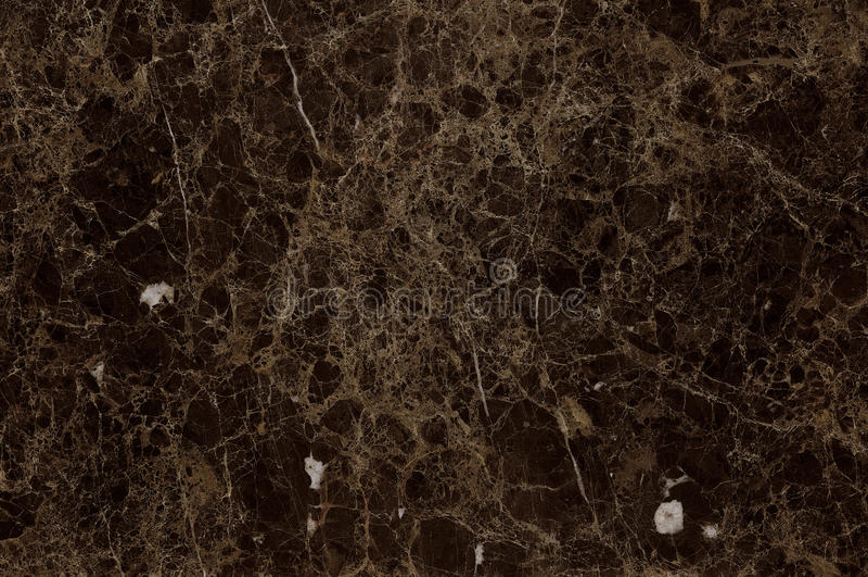 high quality marble texture  imperador dark stock image