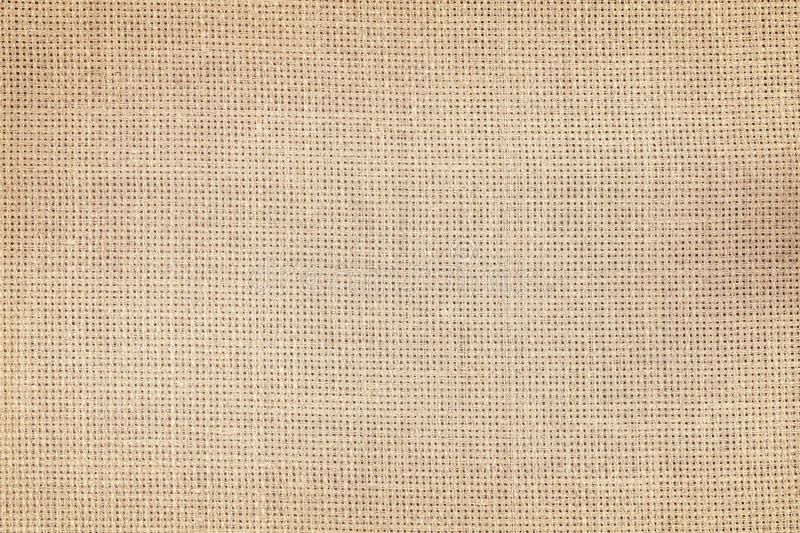 High quality natural linen texture or background.  stock photo