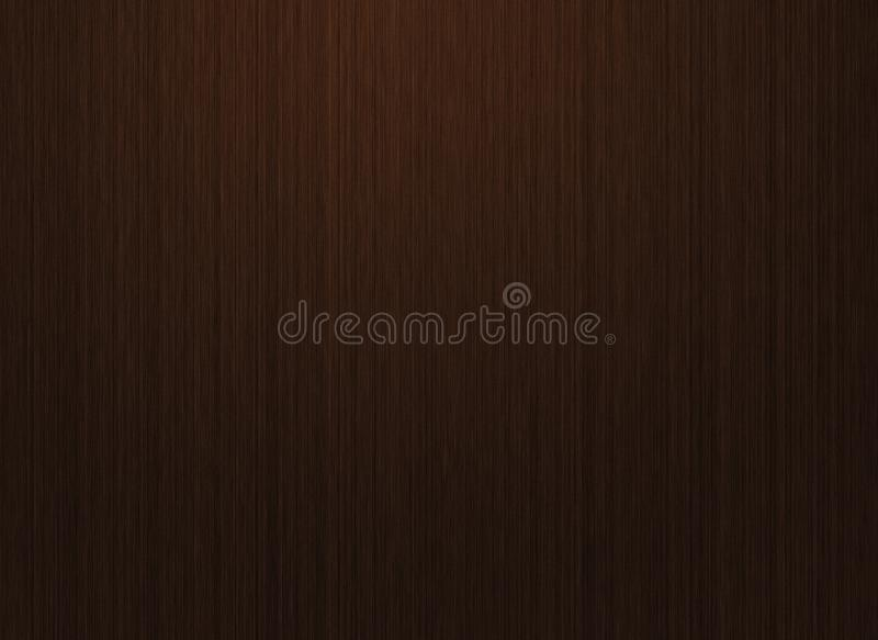 High quality resolution dark wood texture stock illustration