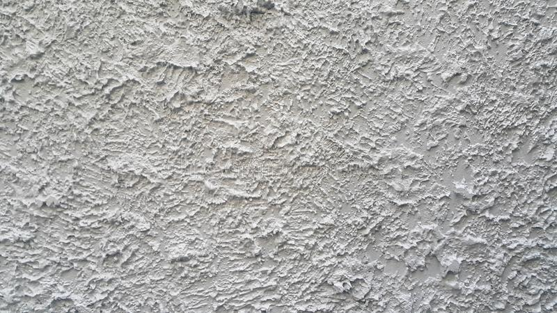 High relief texture of concrete wall. stock photo