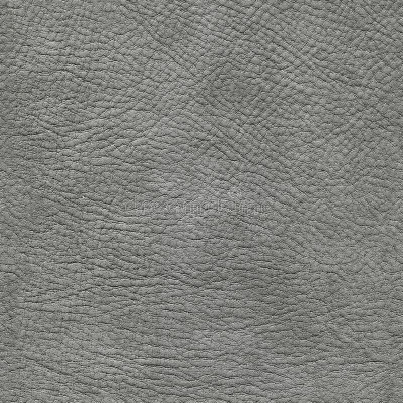 Grey seamless leather texture royalty free stock photography