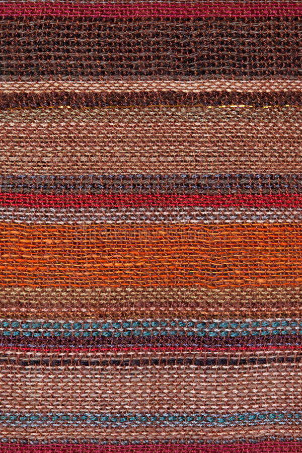 Download High Resolution Multicolor Striped Textile Stock Image - Image: 23129977