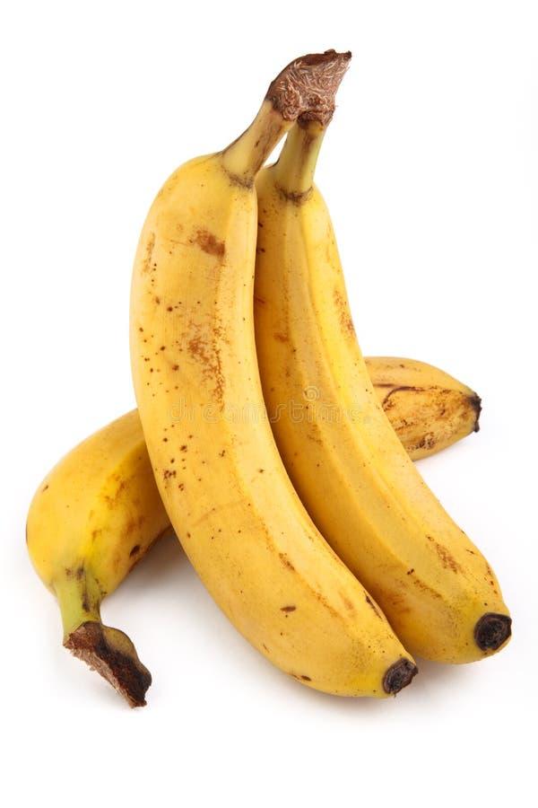 High resolution photo of bananas royalty free stock photography