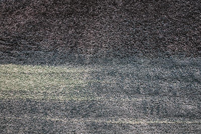 High resolution picture of gray soft carpet texture. royalty free stock image