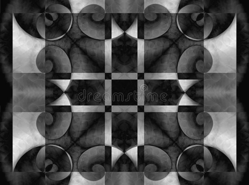 Download High Resolution Spiral And Line Illustration Stock Illustration - Image: 7549521