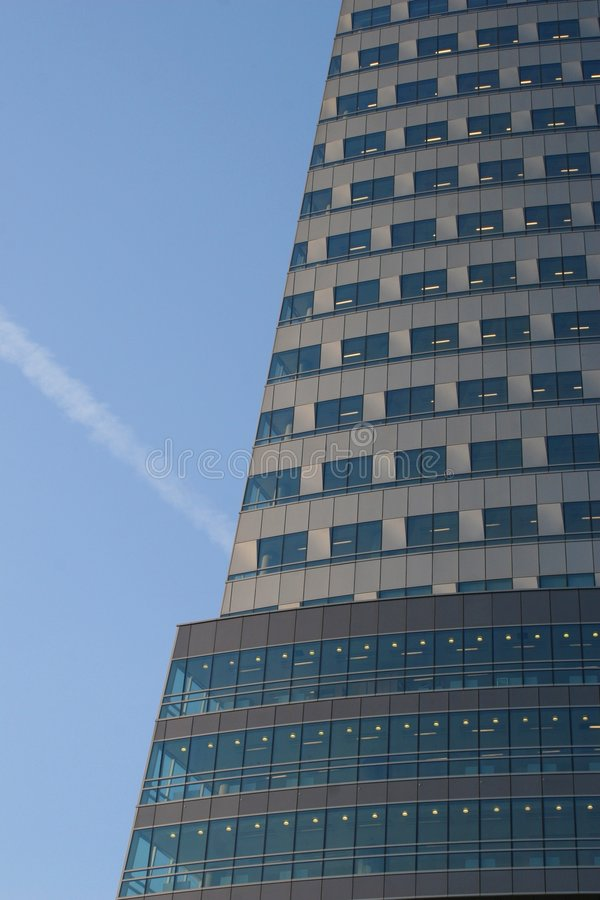 High rise stock photography