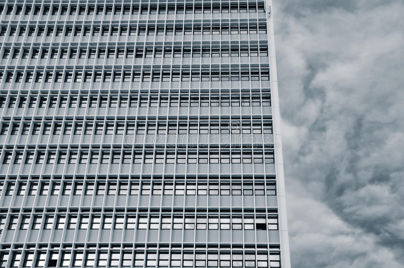 Download High rise building stock image. Image of city, glass - 14683235