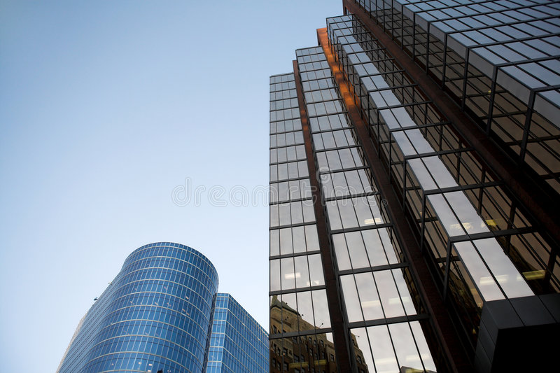 High rise building royalty free stock photography