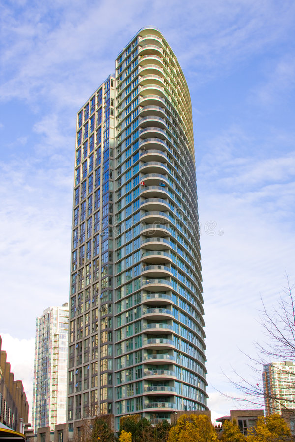 Download High rise building stock image. Image of estate, architect - 7154079