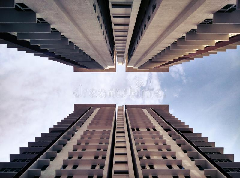 High Rise Building In Low Angle Photography Free Public Domain Cc0 Image