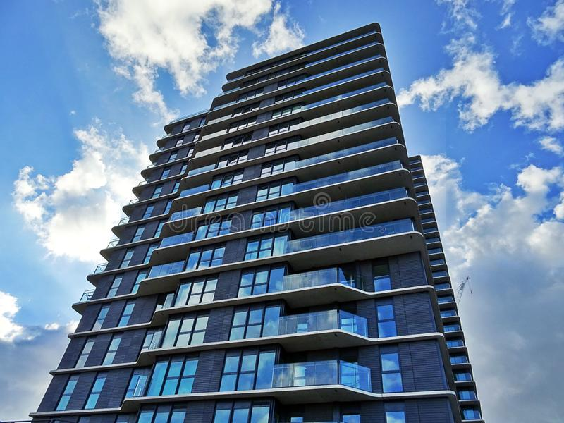 High Rise Building royalty free stock image