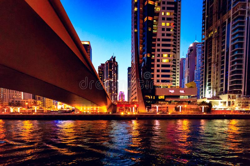 High-rise Building Near Body of Water royalty free stock images
