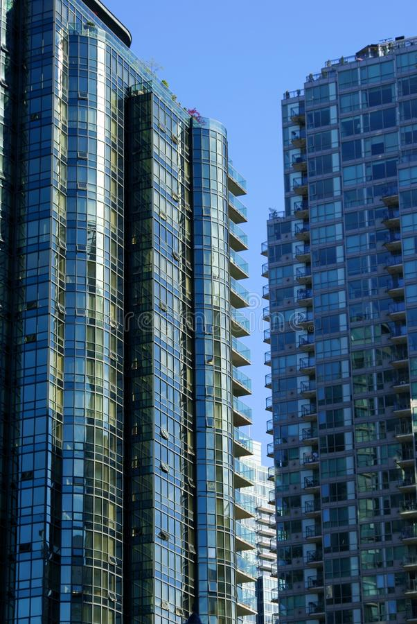 Free High Rise Buildings Royalty Free Stock Photo - 14831975
