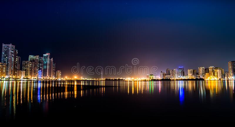 High Rise Buildings Across Body Of Water Free Public Domain Cc0 Image