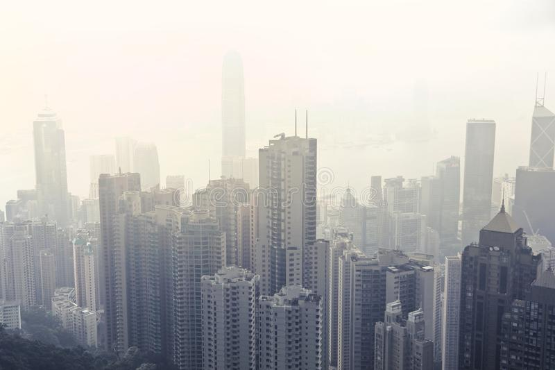 High-rise Buildings At Daytime royalty free stock image