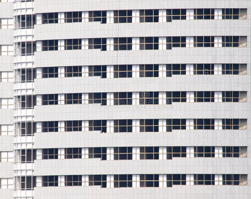High-rise Buildings Details Royalty Free Stock Photography