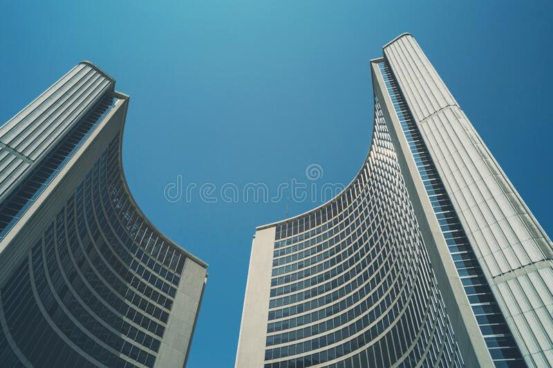 High Rise Buildings On Low Angle Photography Free Public Domain Cc0 Image