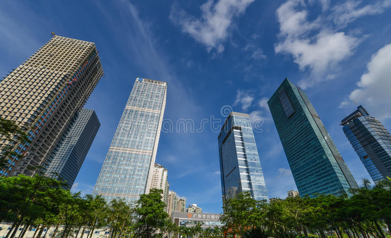 Download High-rise Buildings Editorial Stock Image - Image: 33517299