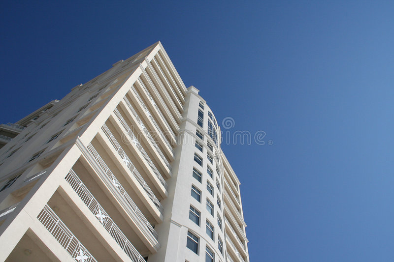 High Rise Condo stock images