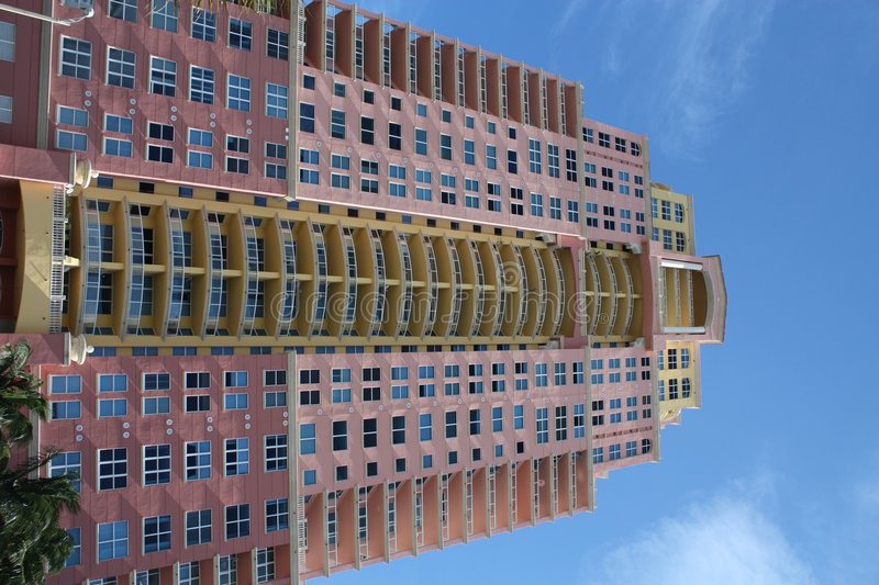 Download High Rise Condo stock image. Image of architecture, structure - 7598741