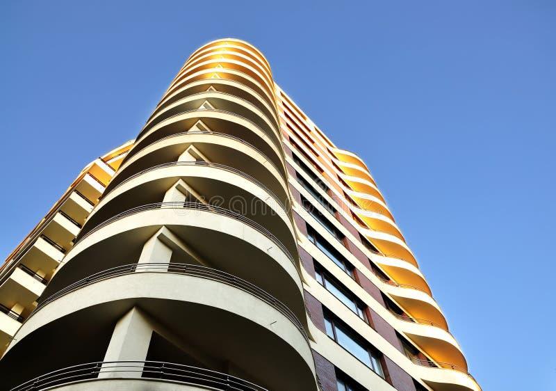 High-rise de bouw royalty-vrije stock afbeelding