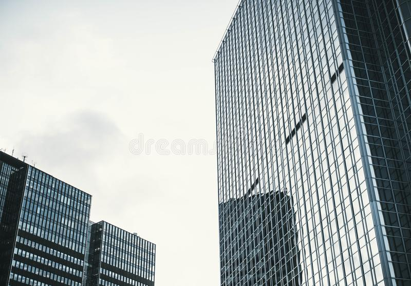 High-rise Glass Building royalty free stock image