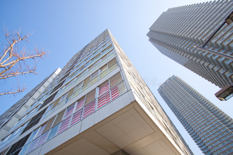 Download High rise living stock photo. Image of building, flat - 8181946