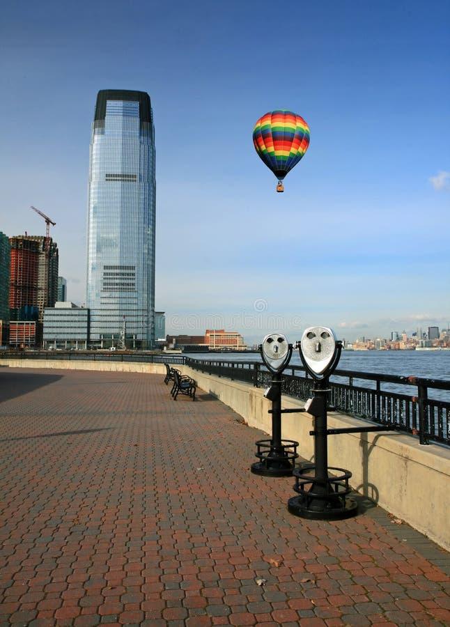 A high-rise office buiding royalty free stock photos