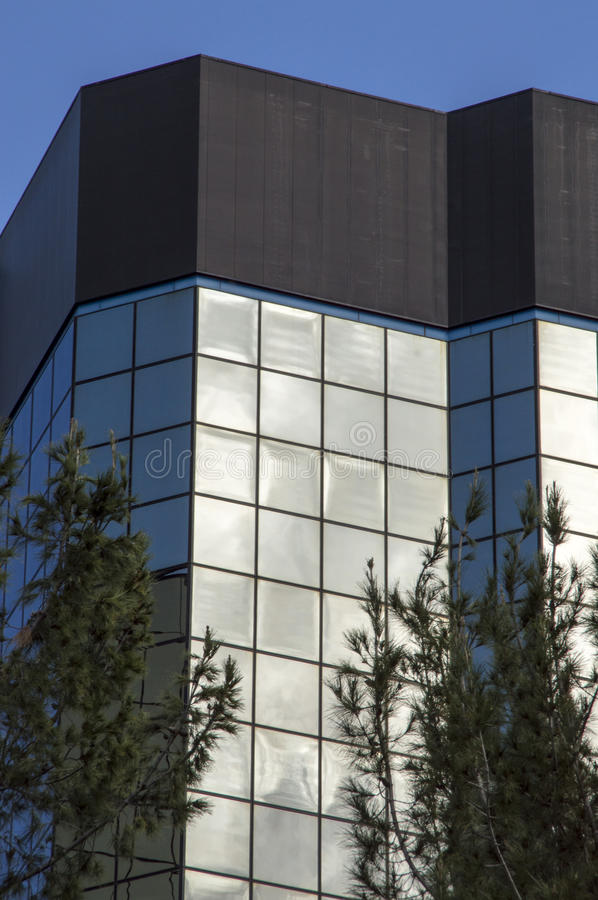 High Rise Office Building royalty free stock photos