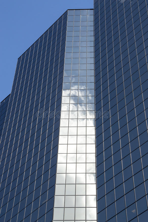 High Rise Office Building royalty free stock images