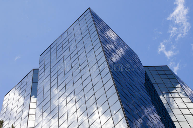 High Rise Office Building royalty free stock photo