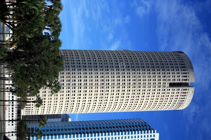 High Rise rond de Tampa image stock