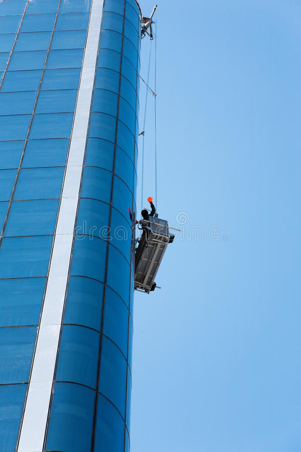 Free High-rise Works Stock Photography - 18254152