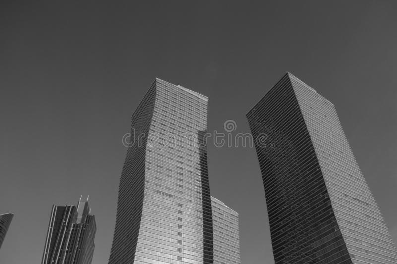 High-Rises in Astana, Kazakhstan during Daytime.  stock photos