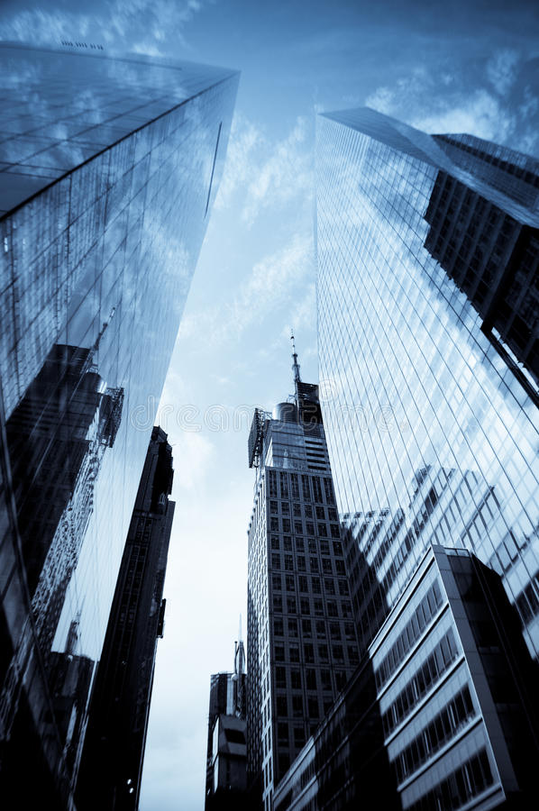 Free High Rises To The Sky Stock Photo - 17801120