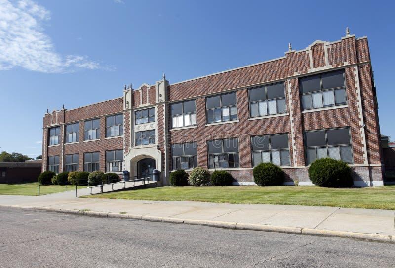 High School secundaria foto de archivo