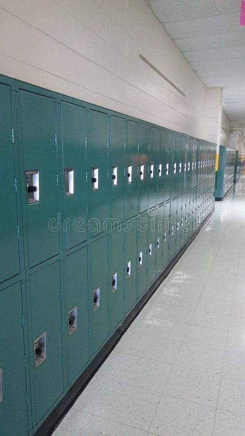 High School secundaria fotografía de archivo
