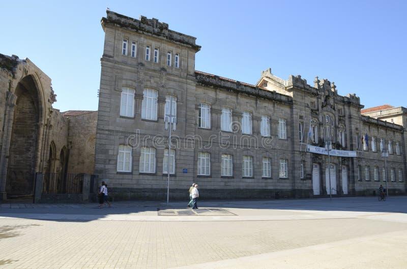High School secundaria Valle Inclan imagen de archivo libre de regalías