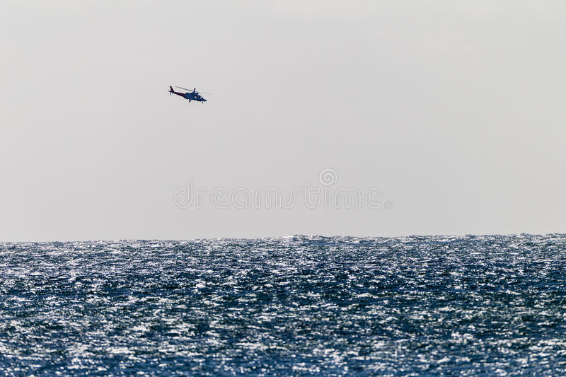 Download High Seas Helicopter stock photo. Image of aircraft, shipping - 29363692