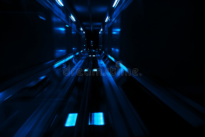 high speed подземный
