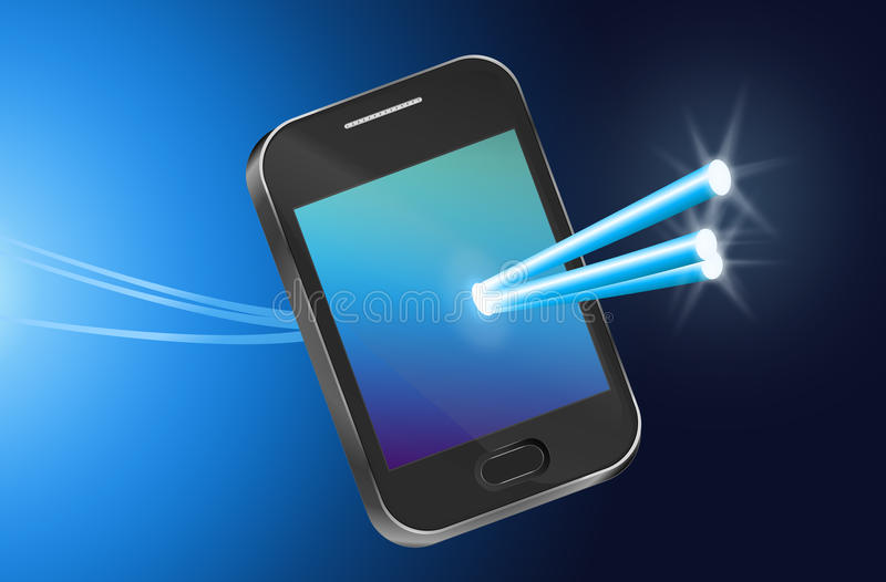 Download High Speed Connectivity. Royalty Free Stock Photography - Image: 22446007
