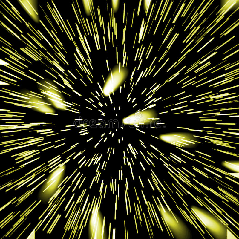 High speed. Disco background stock image